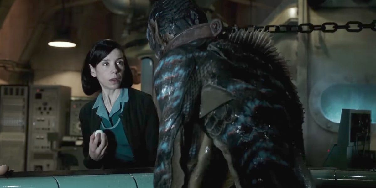 #ShapeofWater Lawsuit Alleges the Film Plagiarized 1969 Play https://t.co/SOiZOWVUdD https://t.co/TTMTtCM8nI