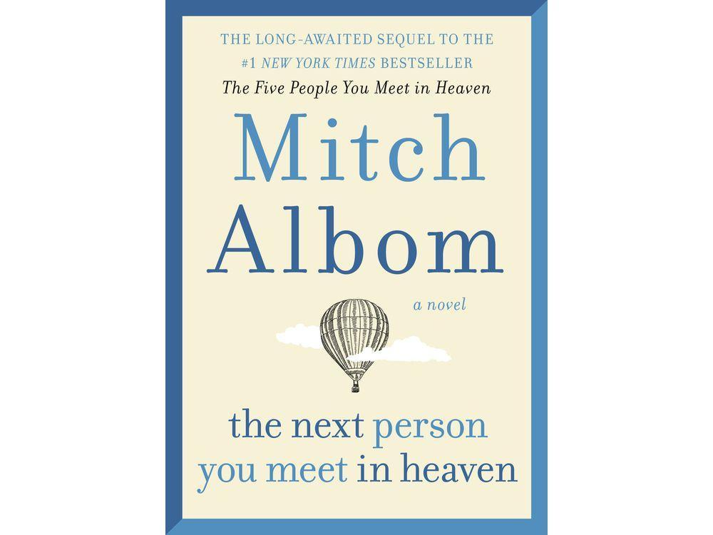 Mitch Albom writing sequel to 'Five People You Meet in Heaven'