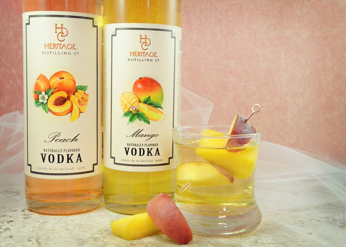 test Twitter Media - This recipe features two of our #GoldMedal 🏅winners that are currently 20% off ONLINE! 1oz HDC Mango Vodka 1oz HDC Peach Vodka 1oz Dry White Wine Top w/Club Soda #HeritageDistilling #WinterOlympics2018 https://t.co/XvyZRcPBE5