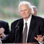 Rev. Billy Graham, known as 'America's Pastor,' dies at 99