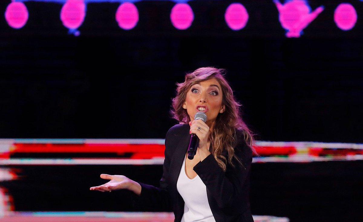 Jenny Cavallo: Su debut en Viñ jenny cavallo