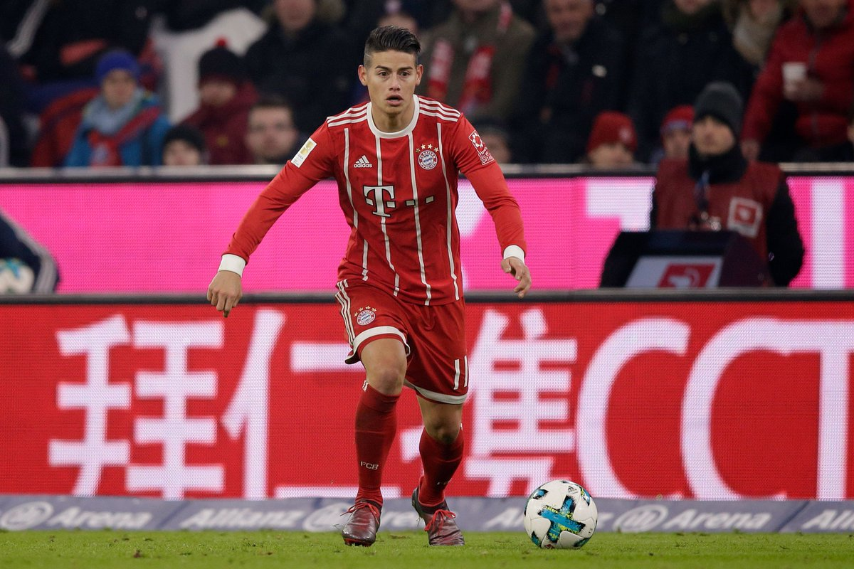 #BayernMunich give #JamesRodriguez injury update https://t.co/1UBMP31VHS via @BayernStrikes https://t.co/AL5vkk3kbo