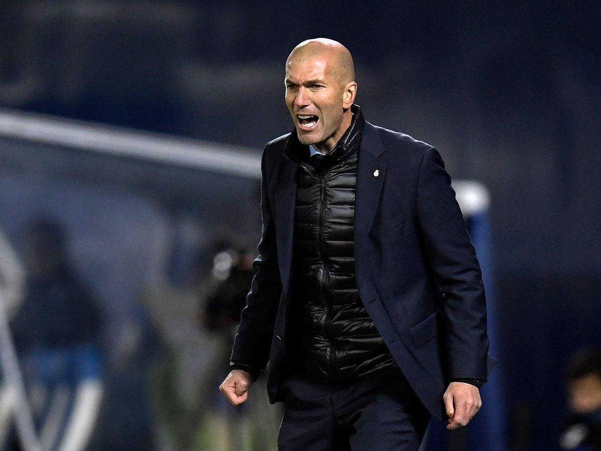 Zinedine Zidane wants Real Madrid to ride winning form going forward https://t.co/4TrEYd6zXZ via @therealchampsFS https://t.co/9T3RljKJF9