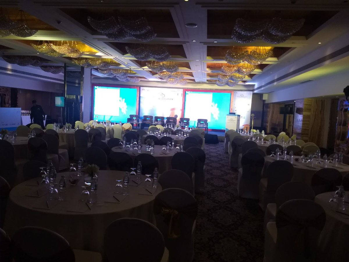 test Twitter Media - The stage is set 2nd #BFSI Cloud & Security Summit. Get ready to witness the mega congregation of experts from across the banking and financial industry. #CloudSecurity https://t.co/tJuuLaxVYZ
