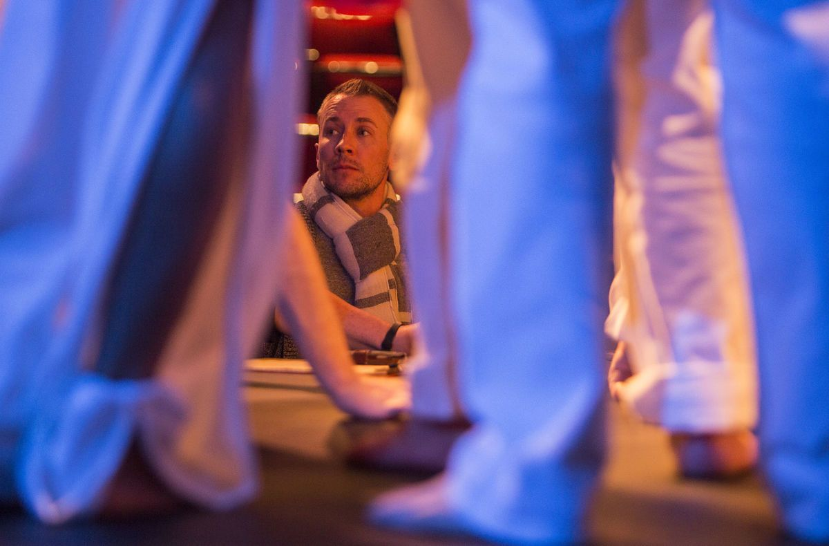 Casper dancer returns to home stage where he discovered his passion