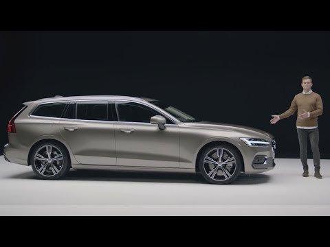 New Volvo V60 2019 Review - Dauer: 11 Minuten