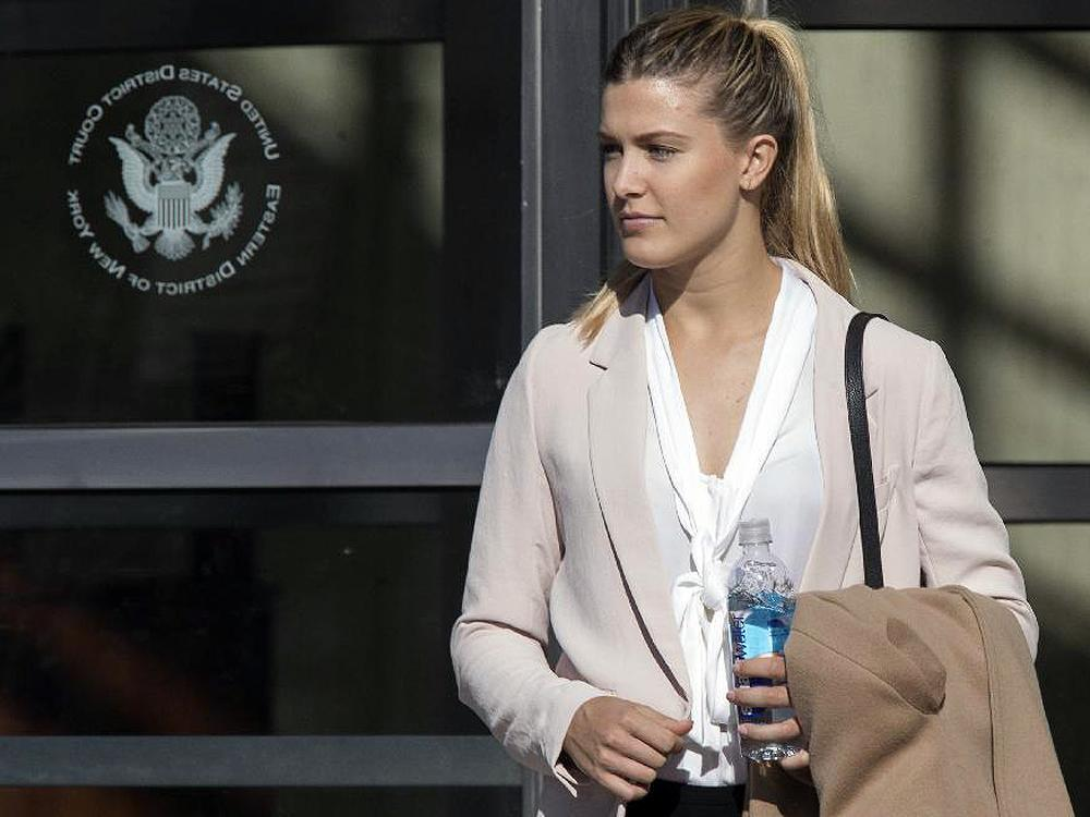 Genie Bouchard testifies about fall at U.S. Open