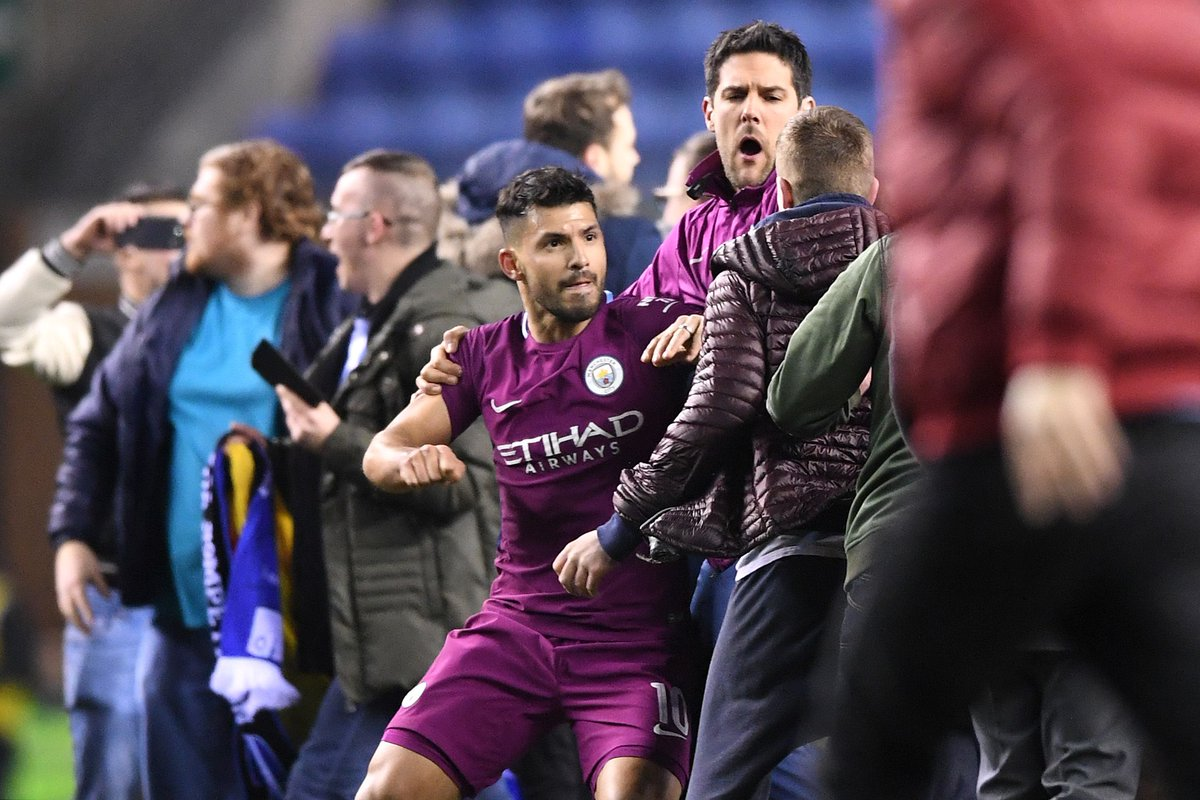 FA Cup: What happened inside DW Stadium when Man City lost to Wigan https://t.co/eG3paA4V9L via @thetopflightfs https://t.co/p4rmnaKY6C