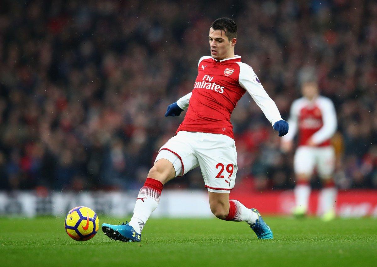 Arsenal: Under-fire Granit Xhaka not to blame for defensive mishaps https://t.co/SuJI1Q8NQq via @painintharsenal https://t.co/5k8kp9p7Nm