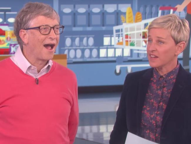 What happened when Bill Gates tried to guess the price of grocery items