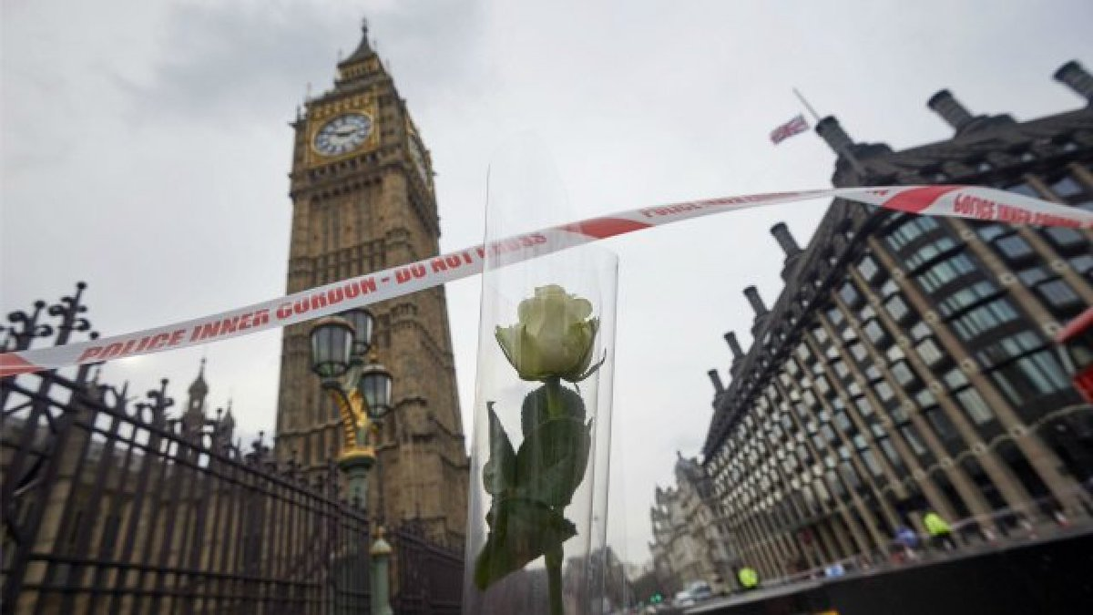 Indian Sikh's turban ripped outside UK Parliament in racist attack
