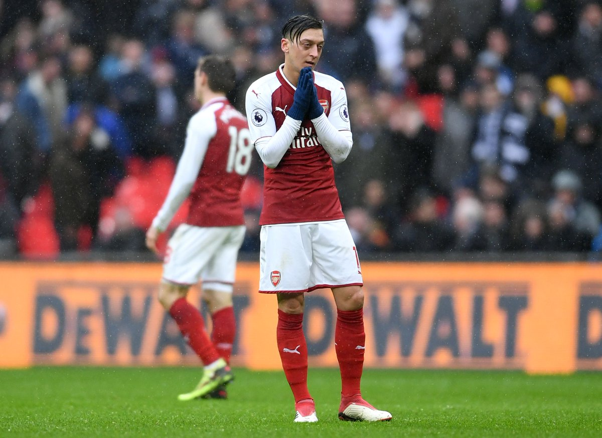 Arsenal: Decline against big clubs alters in cup context https://t.co/wpLKOqTkFh via @painintharsenal https://t.co/oji9v3YEaZ