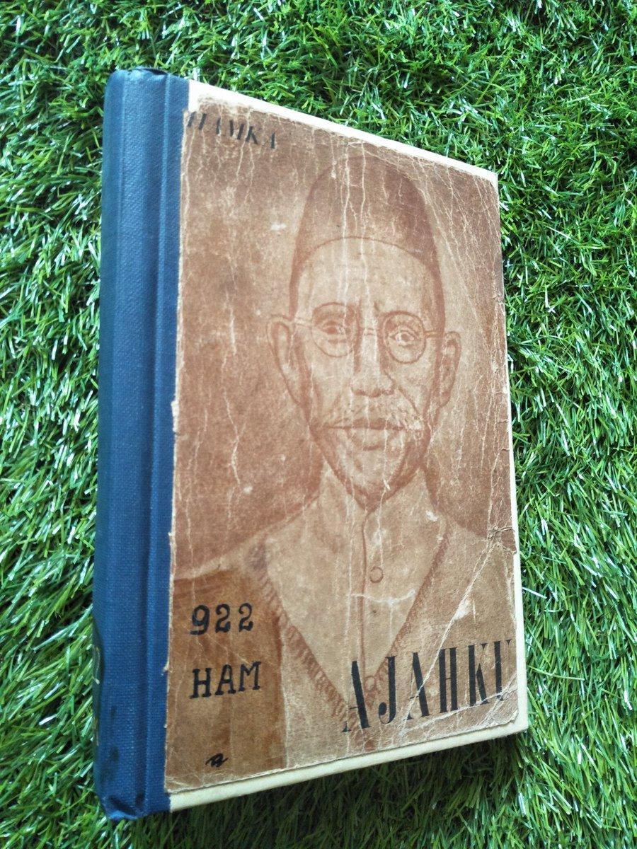 Buku Langka> Ajahku. Oleh; Hamka. Tahun 1958. 280 Halaman. Minat? https://t.co/PI7zKhvPL1