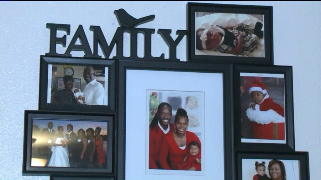 Vigil for father, son stabbed to death in Maryland Heights