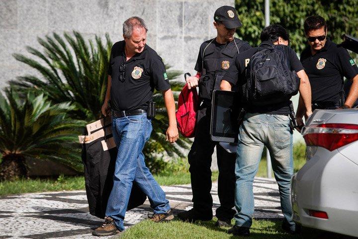 @BroadcastImagem: PF deflagra Operação Integração, primeira Lava Jato de 2018. Felipe Rau/Estadão