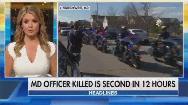 Maryland officer killed in the line of duty is second cop death in just 12 hours https://t.co/N2sdklIOnL