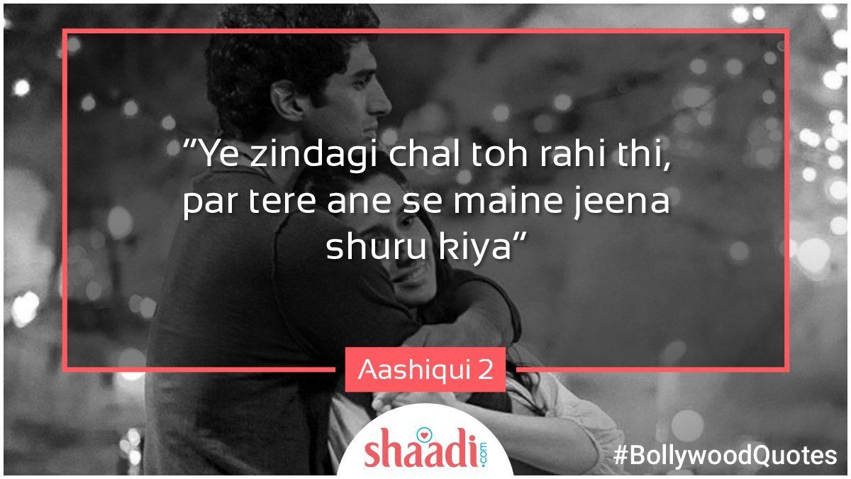 test Twitter Media - The crazy in me was waiting for the crazy in you! ;)  #Bollywood #Aashiqui2 https://t.co/8y5UDpVKhi