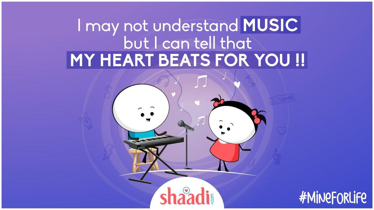 test Twitter Media - You add rhythm to my symphony! :D  #MineForLife #Musically https://t.co/S9SRZv65C2