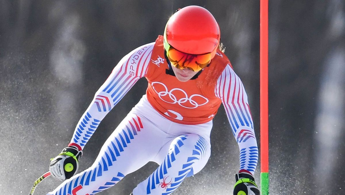 Mikaela Shiffrin takes silver in Alpine combined while Lindsey Vonn fails... #RedWings  https://t.co/F4G5ABoVPw https://t.co/BHywAFl79v
