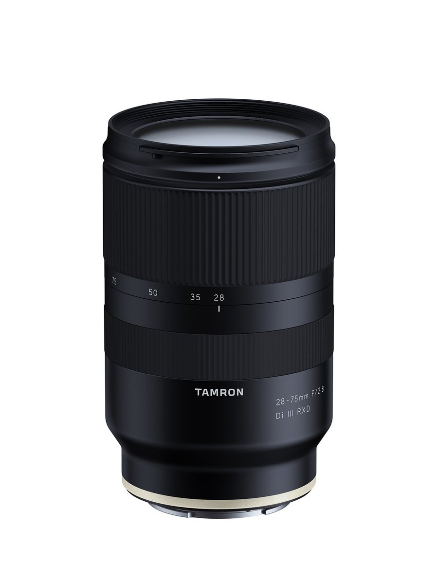 It's True: The Tamron 28-75mm f2.8 Di III RXD is Coming for the Sony FE Lineup of Cameras https://t.co/pcfSJAVgxm https://t.co/waARdSpTed