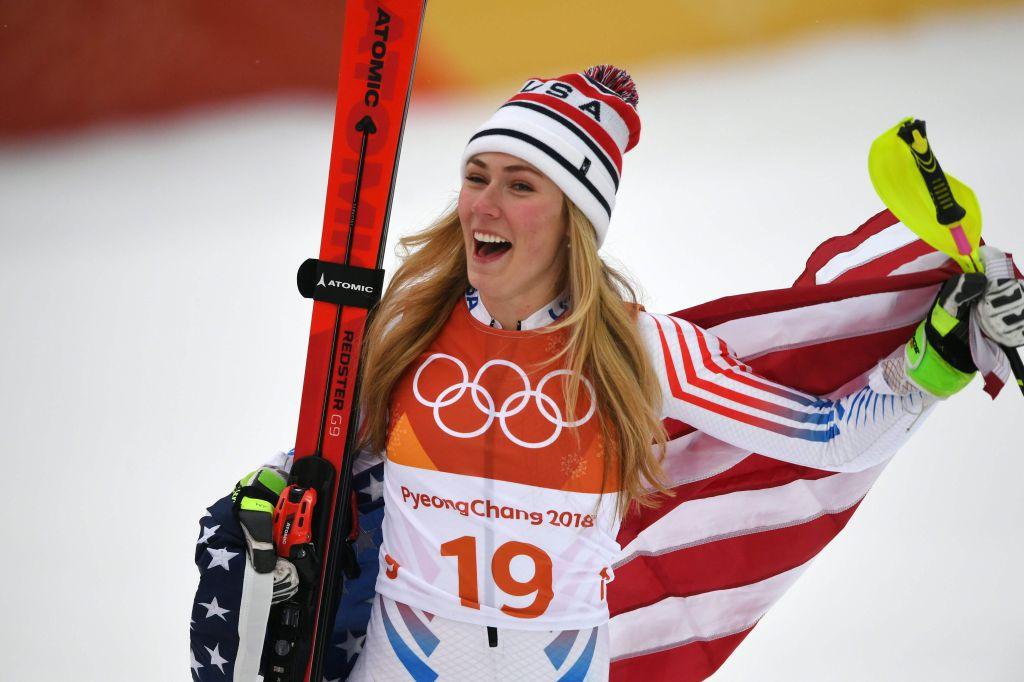Gisin holds off Shiffrin to win Olympic Alpinecombined https://t.co/weHZHIZV2V https://t.co/EuEkob4MMB