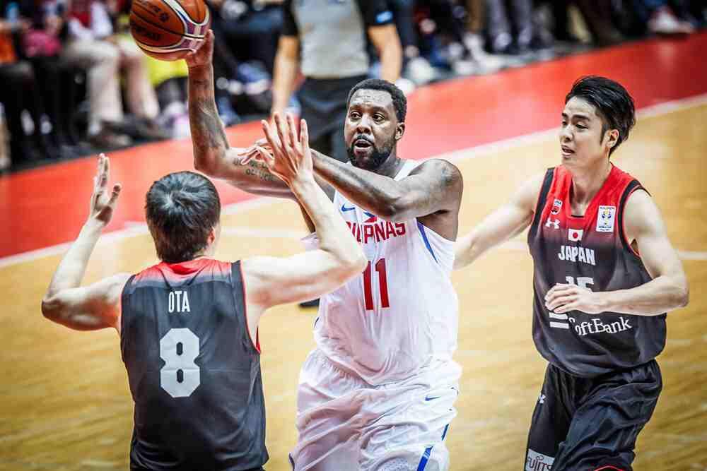 #FIBAWCQ: Tip-off! Gilas vs. Boomers is underway in Melbourne, Australia! | @paodelrosario https://t.co/KblIM03SJL