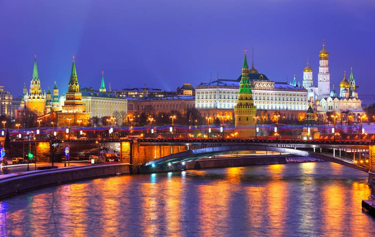 Moscow Is #6 in Financial Times Top 10 Cities in Europe (Russian TV News)