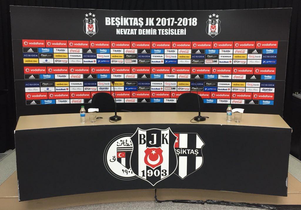 Beşiktaş Teknik Direktörü Şenol Güneş'in basın toplantısı 12'de naklen NTV Spor'da #Beşiktaş https://t.co/iFkZZWQKGI