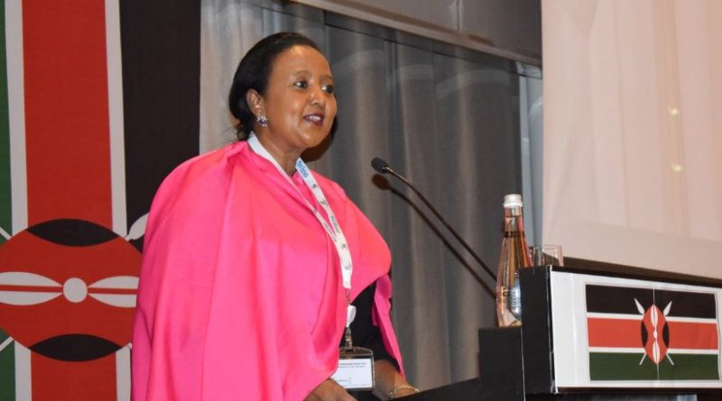 Strengthen Scholarship and Fellowship Plan, CS Amina urges Commonwealth – Kass Media Group