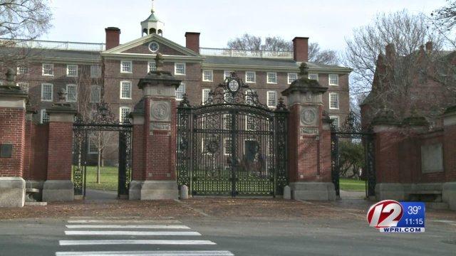 Brown University swim team barred from Ivy League meet