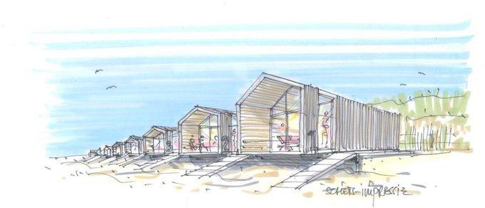ADV Westland Verstandig: Hoe zit het nou met de strandhuisjes op het Westlandse strand? https://t.co/tK9xB4hoMr https://t.co/acE675B5VW