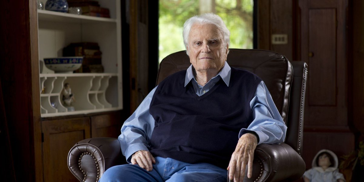 Details on Billy Graham's passing, funeral service released