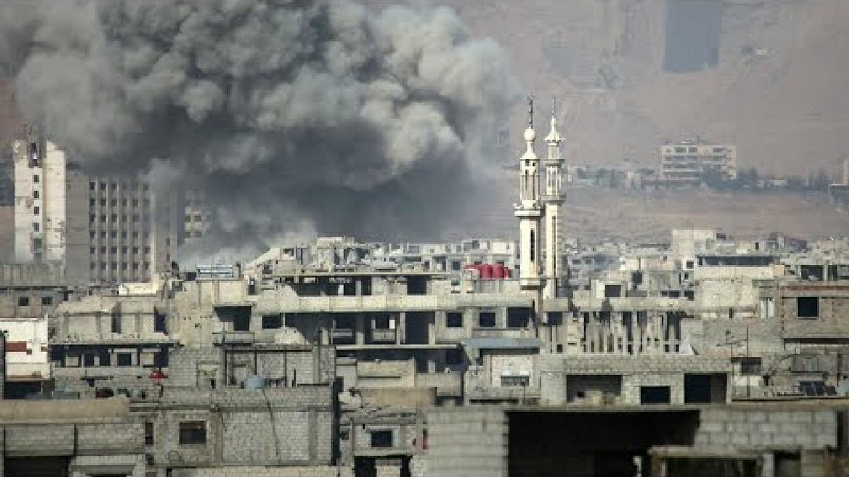 ?? Syria: More civilians killed as assault on rebel-held Eastern Ghouta escalates