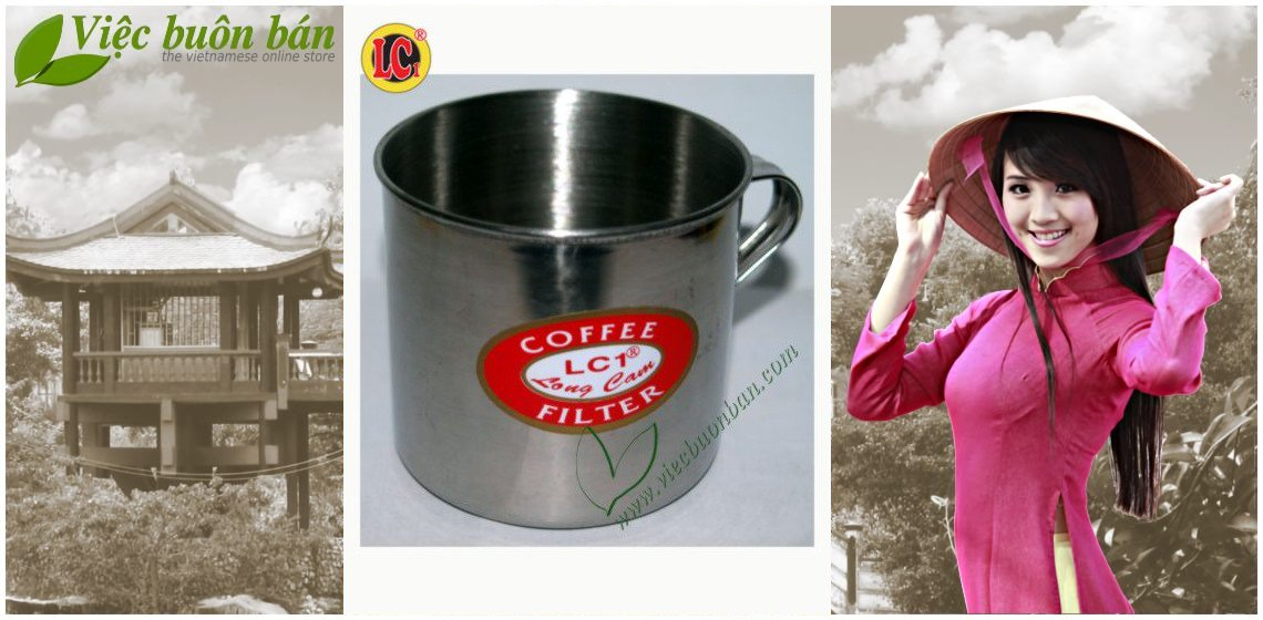 Stainless Steel Coffee Cup $2.56 #Coffee #CoffeeCup #Vietnam #Shopping Please RT! https://t.co/XBd6aCE6KI https://t.co/sd8oc68ceE