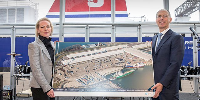 Nieuwe kade voor verdere groei Stena Line https://t.co/zfOBQsFfkz https://t.co/wk5iHbrMzf