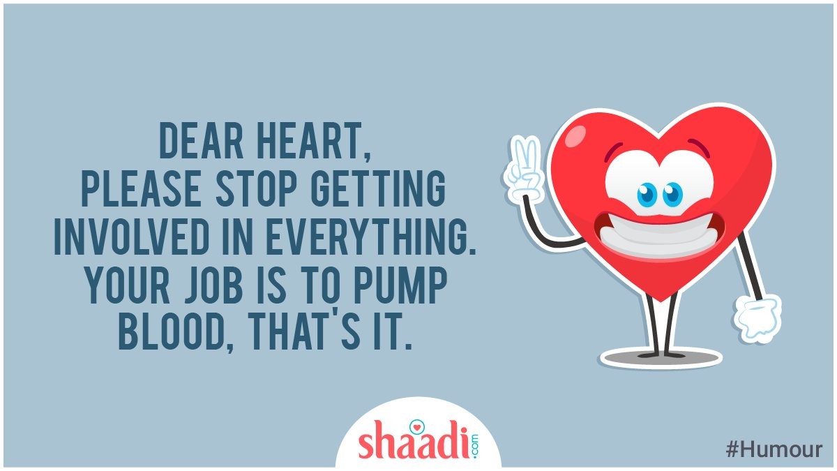 test Twitter Media - Heart: What iff... Me: STOPPPPPP!!!  #Humour #HeartAttack https://t.co/tJtVG9PuWo