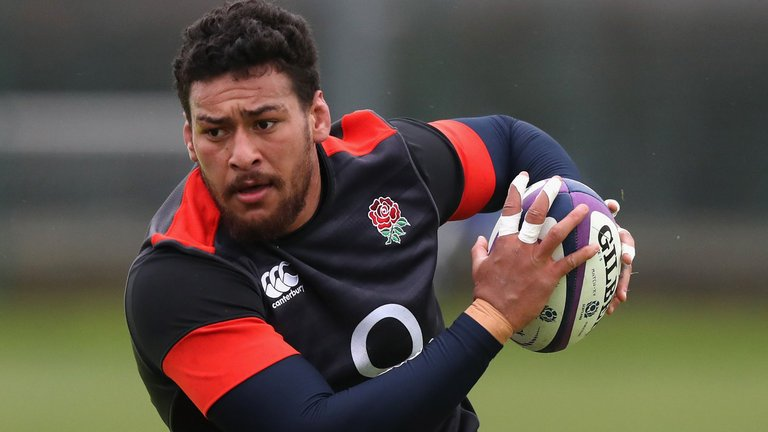 test Twitter Media - TEAM NEWS - Nathan Hughes only change for England in Six Nations XV to face Scotland: https://t.co/yeWAyWu7tj https://t.co/SfWAsMExFH