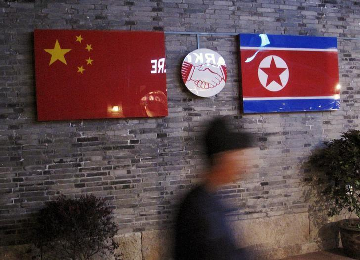 China probes report of possible North Korea sanctions breach at sea https://t.co/yBqA1rujUS https://t.co/UFb1pfDrq3