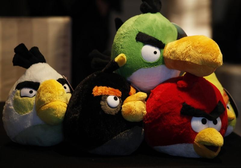 Angry Birds maker Rovio pummeled after profit warning
