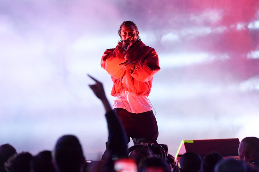 Kendrick Lamar's #BRITs performance left some people confused. https://t.co/1NlxyWveHP https://t.co/VN25vyRb1n