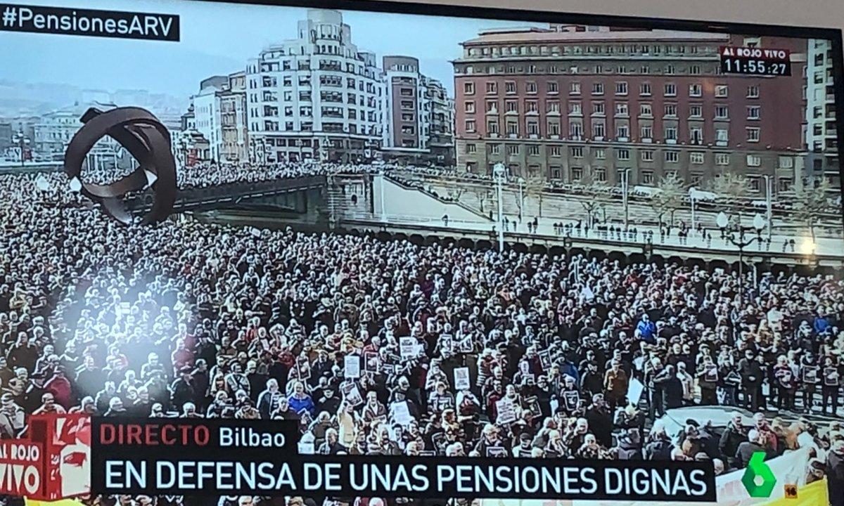 Terror en Bilbao: un policía m bilbao