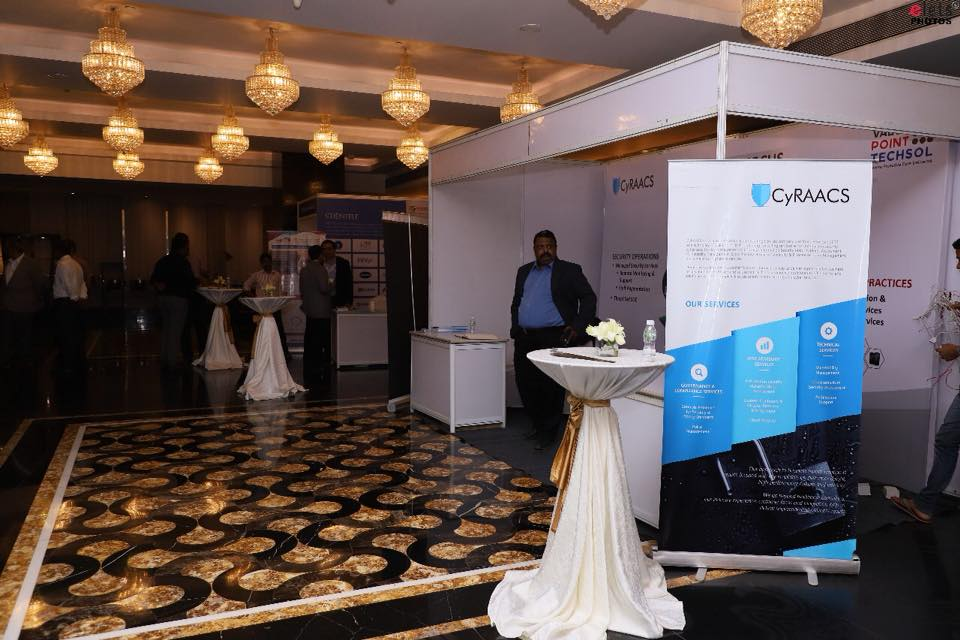 test Twitter Media - Meet @CyRAACS at the Expo area of 2nd #BFSI Cloud & Security Summit today at @stregismumbai .#CloudSecurity https://t.co/LZ47zqPWuy