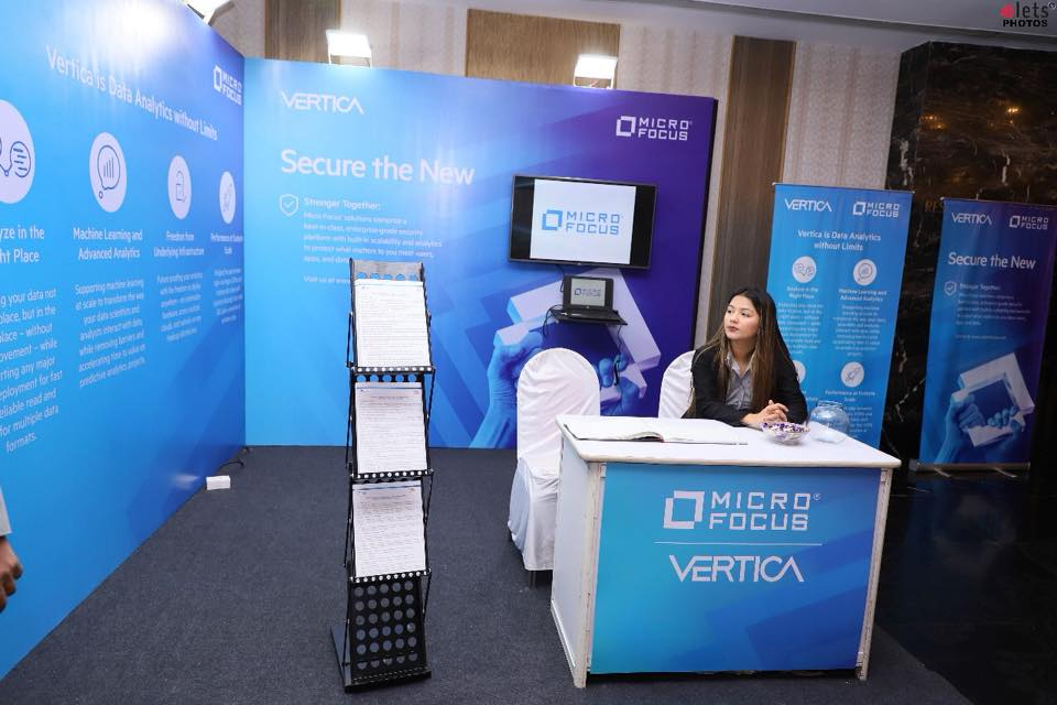 test Twitter Media - Meet @MicroFocus India at Expo area of 2nd BFSI Cloud & Security Summit today at @stregismumbai .#CloudSecurity https://t.co/LU9ErPrckn