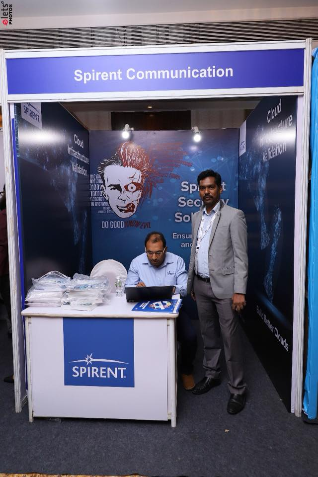 test Twitter Media - Meet @Spirent at the exhibition area of 2nd BFSI Cloud & Security Summit, Mumbai. #CloudSecurity https://t.co/TKwkYKJhCO