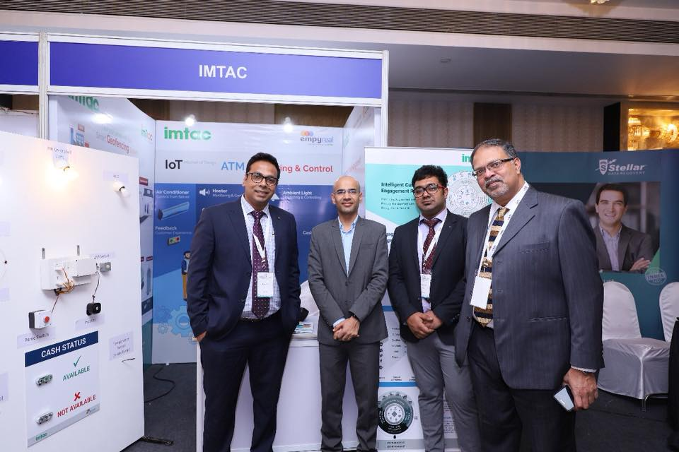test Twitter Media - RT @BFSIPost: Imtac participating as an Exhibitor at 2nd BFSI Cloud & Security Summit,#Mumbai.#CloudSecurity https://t.co/DYzh4HDEFE