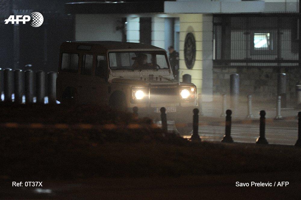 Un suicida detona un dispositivo cerca de la embajada de EEUU en Montenegro