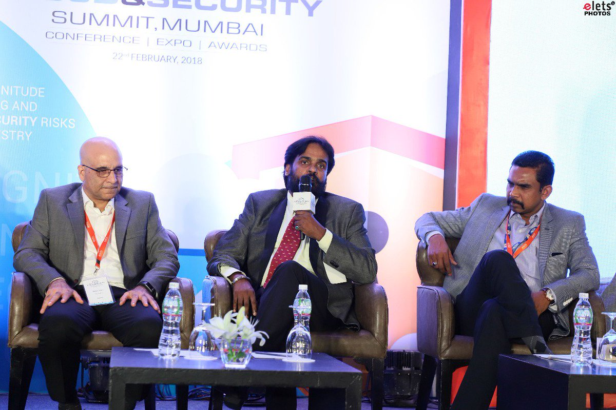 "test Twitter Media - Panelists participating in a discussion on "" Roadmap of #ArtificialIntelligence: Availability & Usage for Better #Banking Services"" at 2nd #BFSI Cloud & Security Summit. #CloudSecurity @RajeevFINO @dvk1973 @SAS03042009 https://t.co/kLz4WqyrSC"