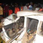 Three die in road accident at Magina along Nakuru-Nairobi highway