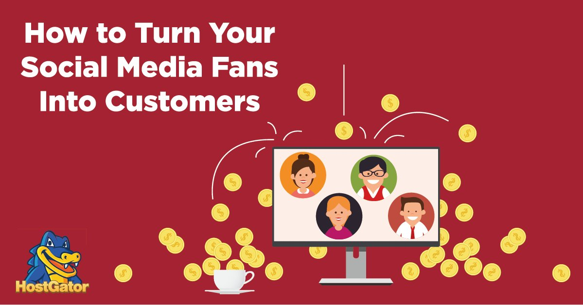 4 Strategies to Turn Social Media Users Into Leads and Customers https://t.co/97llGvnNOm #wordpress #blogengine https://t.co/chDq0XW60q