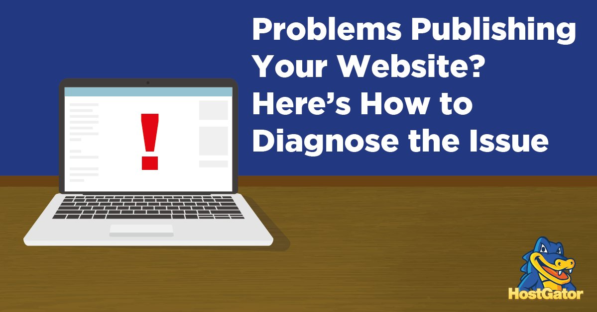 Having Problems Publishing Your Website? Try These 5 Things https://t.co/DPzVmfNv4X #bestblog #blogengine https://t.co/zapgOzadNh
